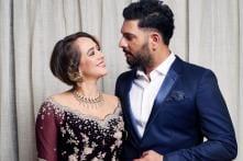 Hazel Keech Shares Heartfelt Post for Husband Yuvraj Singh, Calls Him 'My Hero'