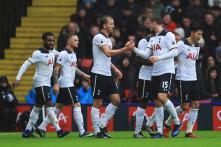 EPL: Harry Kane, Dele Alli Strike Twice as Tottenham Crush Watford