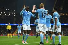 UEFA charges Manchester City for fans booing Champs League anthem