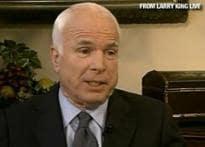 Obama's 30-min TV real estate doesn't impress McCain