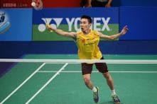 Asian Games: Lee Chong Wei falls yet again to Chinese rival Lin Dan