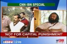 Treat Afzal Guru as Indian first, not just a Kashmiri, says Sri Sri Ravi Shankar