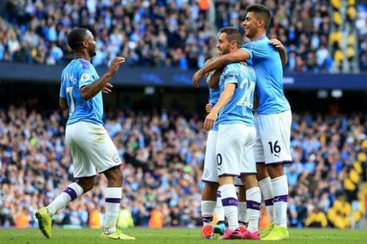 Manchester City (Photo Credit: Reuters)
