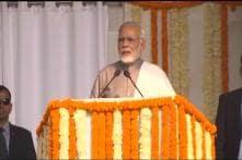 PM Narendra Modi Lauds CM Adityanath for 'Rubbishing' Noida Superstition