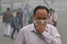 Minimal Exposure to Air Pollution Leading to Hospitalisation