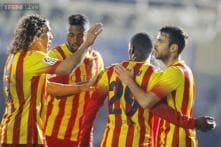 Barcelona survive early scare to beat Cartagena 4-1 in Copa del Rey