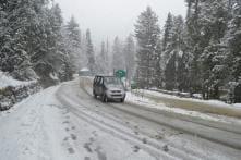 Minimum temperature rises in Valley, while Leh shivers at -12.2 degrees Celcius