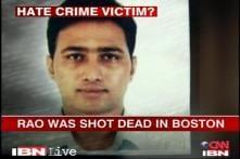US: Indian student at Boston University shot dead