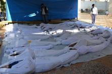 UN experts to begin probe into chemical arms attack near Damascus