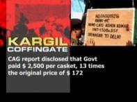 Kargil coffin scam: Fernandes not named in CBI report