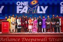 Mukesh Ambani's Pre-Diwali Party for Mumbai Indians Team