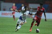 Five-star Jamshedpur Crush Second-string Bengaluru FC 5-1