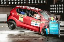 Datsun Redi-Go Scores One Star Safety Rating in Global NCAP Crash Test: Watch Video