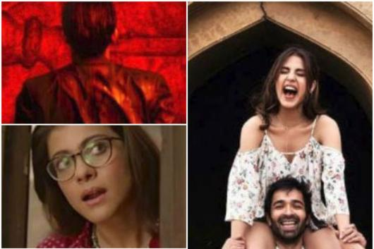 Four major Hindi films released last Friday.