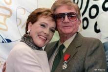 Lifetime Achievement Grammy for Julie Andrews