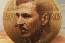 Akshay Kumar Wraps Up Gold Shoot