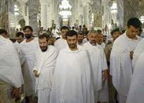 King Abdullah invites President Ahmadinejad for Haj