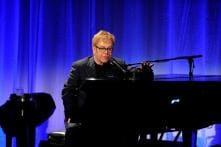 Elton John to be honoured with BRITs Icon Award