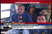 Nepal Earthquake: Indian Army evacuates four Mumbai trekkers from Gorkha district