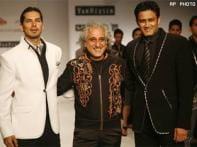 Stars to veteran designers, men's fashion week saw it all