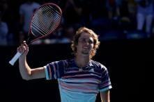 Australian Open: Alexander Zverev Storms into 1st Grand Slam Semi-final With Win Over Wawrinka