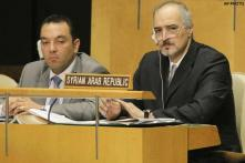 UN adopts resolution on Syria, India abstains