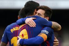 Barcelona Slip-up Against Celta Vigo to Give Real, Atletico Hope