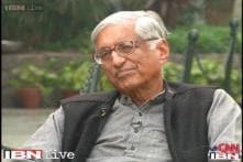 BJP must protest withdrawal of The Hindus: Rajmohan Gandhi