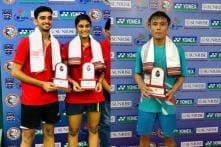 India Junior International Grand Prix: Meiraba, Crasto-Bhatnagar Go Down Fighting in Finals