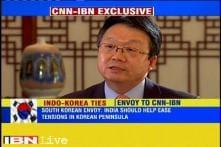 India must talk to North Korea for peace in Korean peninsula: South Korean envoy