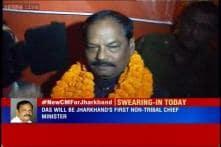 BJP's Raghubar Das sworn in as the 10th Jharkhand Chief Minister