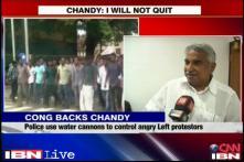 Won't quit over solar panel scam : Oommen Chandy