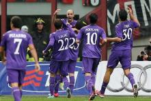 Fiorentina pile more misery on struggling Milan