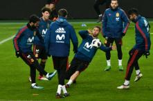 Spain Set to Test Players Against World Champions Germany