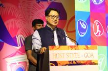 All National Camps Except Those Preparing for 2020 Tokyo Olympics Postponed Due to Coronavirus: Sports Minister Kiren Rijiju