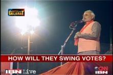 BJP rebels look to affect Modi's votebank in Saurashtra