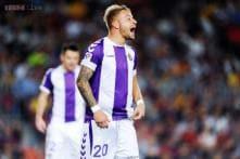 Valladolid crush struggling Rayo Vallecano 3-0 in La Liga