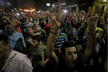 Egypt Police Seal off Tahrir Square Amid Calls for Protest Against President Sissi