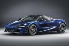 Geneva Motor Show 2018: McLaren Special Operations (MSO) Presents One-Off Atlantic Blue 720S