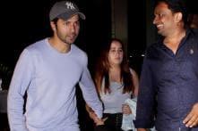 These Photos Prove All Is Well Between Varun Dhawan And Rumoured Girlfriend Natasha