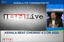 Kerala Blasters FC beat Chennaiyin FC to enter ISL final