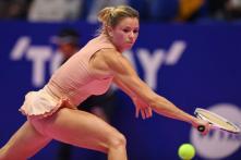 Camila Giorgi Upstages Defending Champion Caroline Wozniacki in WTA Tokyo Event