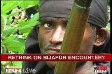Bijapur encounter: Govt meet on Naxals today