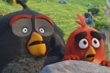 Actors Jason Sudeikis, Maya Rudolph, Josh Gad on Being Angry Birds