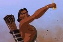 'Arjun: The warrior Prince' has a classical look