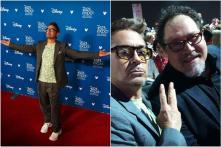 Robert Downey Jr Recalls 'Smoking pot in a Gondola' as He Becomes Disney Legend