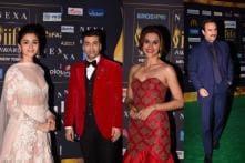IIFA Awards 2017: Bollywood Stars Light Up the Green Carpet Despite Rain