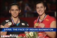 Saina Nehwal - the face of Indian badminton