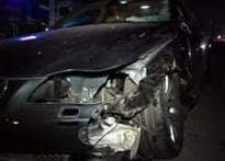 BMW 2: Delhi cops arrest driver, victim fights for life