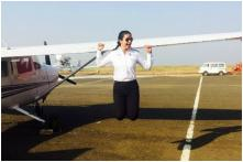 Actor-Turned-Politician Gul Panag Is Now A Pilot